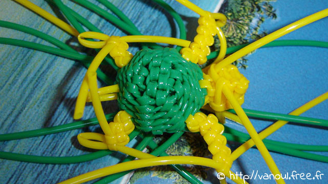 Relativ Tutos Scoubidous: apprenez à faire des scoubidous tortue et plein  BU29