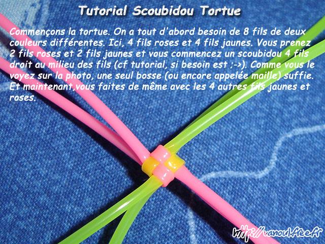 Favorit Tuto facile scoubidou tortue YC69